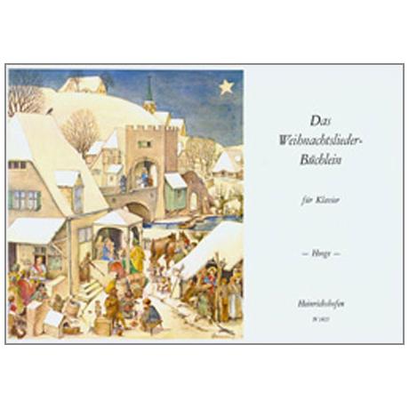 Das Weihnachtslieder-Büchlein