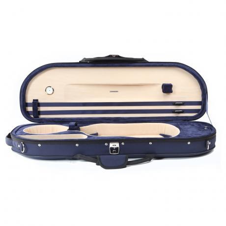 PACATO Mezza Luna violin case