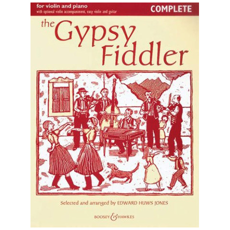 The Gypsy Fiddler Complete