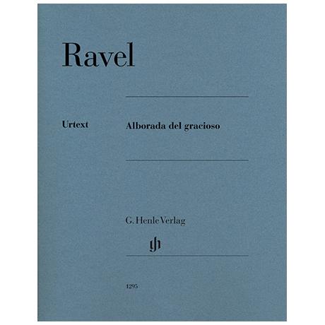 Ravel, M.: Alborada del gracioso