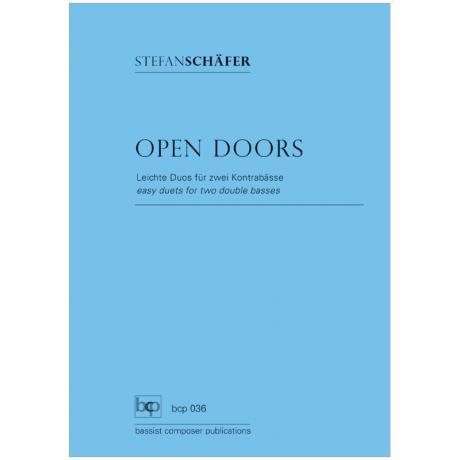Schäfer, S.: Open Doors – Leichte Duos