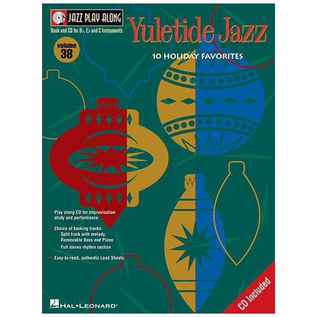 Yuletide Jazz (+CD)