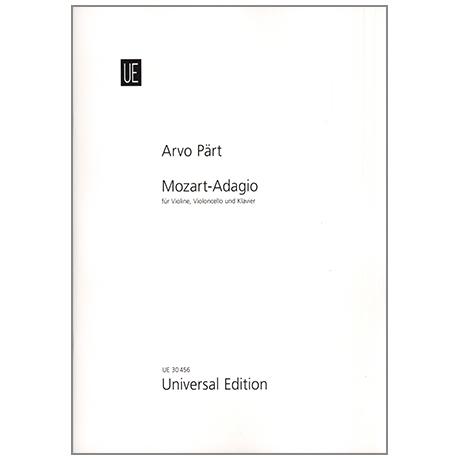 Pärt, A.: Mozart-Adagio
