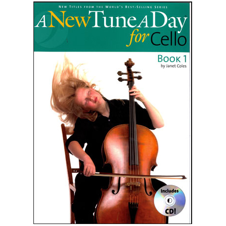 A New Tune a Day: Cello – Book 1 (CD Edition)