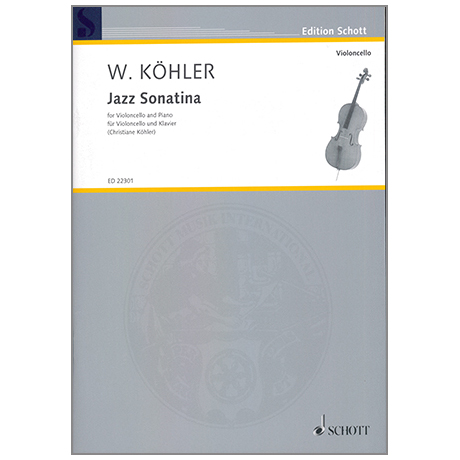 Köhler, W.: Jazz Sonatina