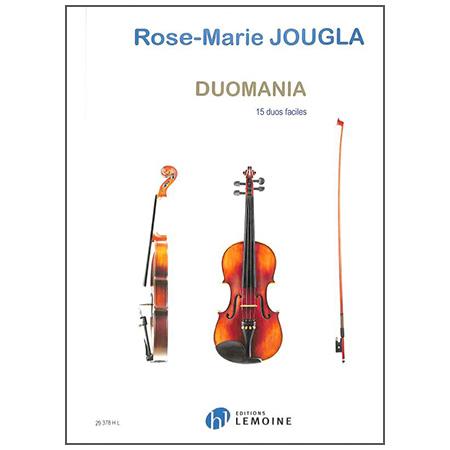 Jougla, R.-M.: Duomania