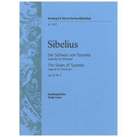 Sibelius, J.: Der Schwan von Tuonela Op. 22/2