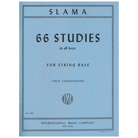 Slama, A.: 66 Studies in All Keys