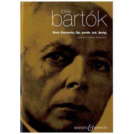 Bartók, B.: Violakonzert Op. posth.