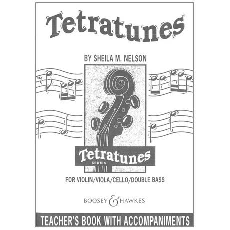Nelson, S. M.: Tetratunes, S.: Tetratunes