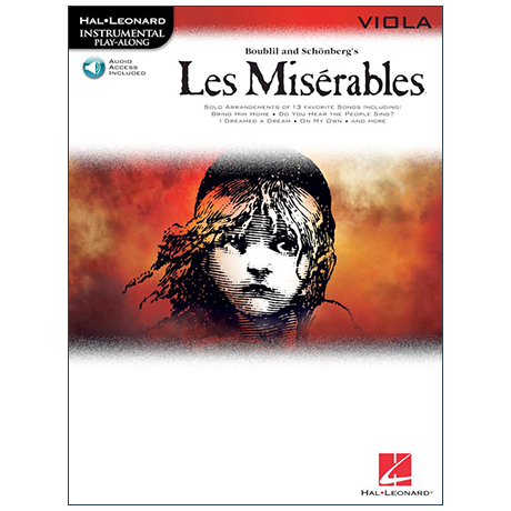Les Miserables (+CD)