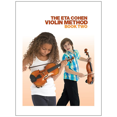 The Eta Cohen Violin Method Book 2