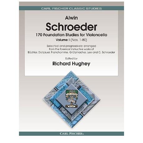Schroeder, A.: 170 Foundation Studies Band 1 (Nr. 1-80)