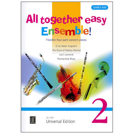 All Together - Easy Ensemble! Band 2