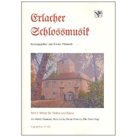 Meierott, F.: Erlacher Schlossmusik Band 1