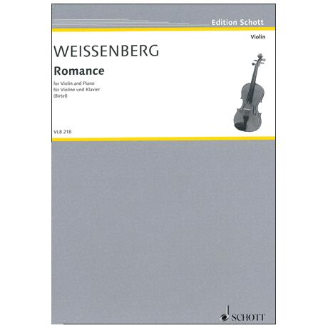 Weissenberg, A.: Romance
