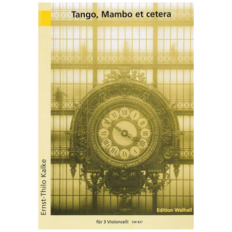 Tango, Mambo et cetera Band 3
