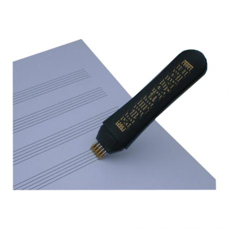 NOLIGRAPH staves writer