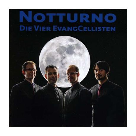 Die Vier EvangCellisten: Notturno (CD)