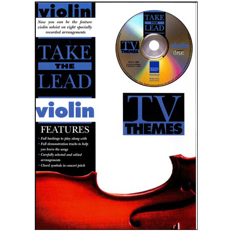 Take The Lead – TV Themes (+CD)