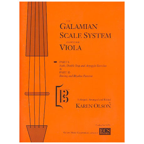 Galamian, I.: The Galamian Scale System Complete (Bd. 1 & 2)