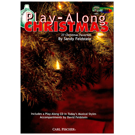 Play-Along Christmas (+CD)