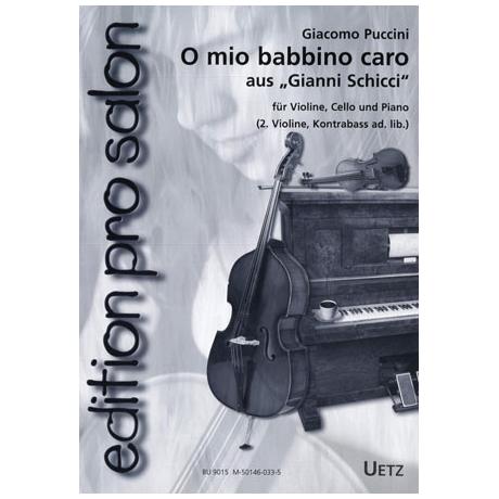 Puccini, G.: O mio babbino caro aus »Gianni Schicci«