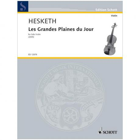 Hesketh, K.: Les Grandes Plaines du Jour (2005)