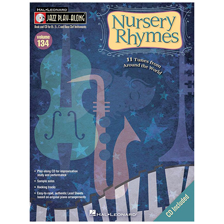 Nursery Rhymes (+CD)