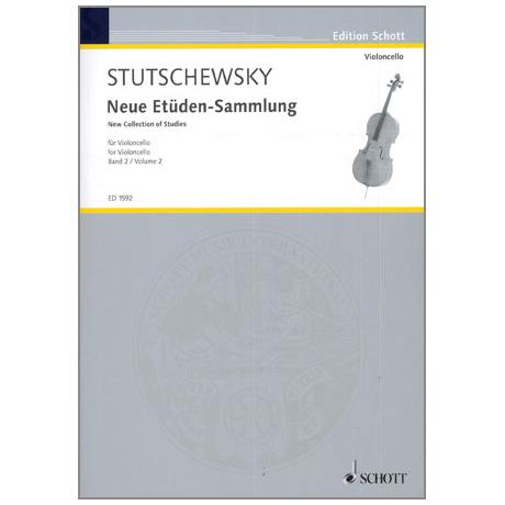 Stutschewsky, J.: Neue Etüden-Sammlung Band 2