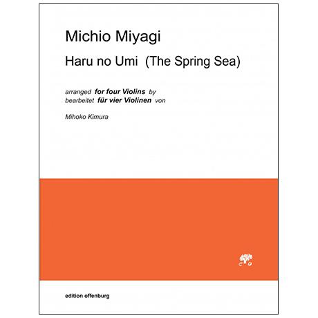 Miyagi M.: Haru no umi (The Spring Sea)