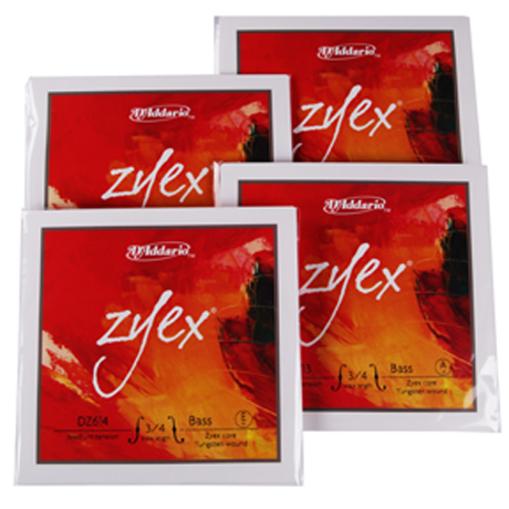 D'ADDARIO Zyex bass strings SET