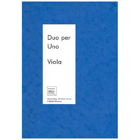 Duo per Uno (+CD)