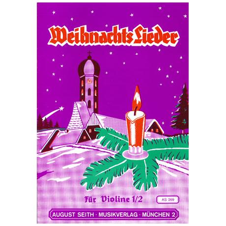 Weihnachtslieder-Album für Violine