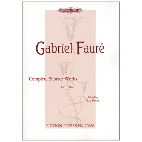 Faure, G.: Complete Shorter Works
