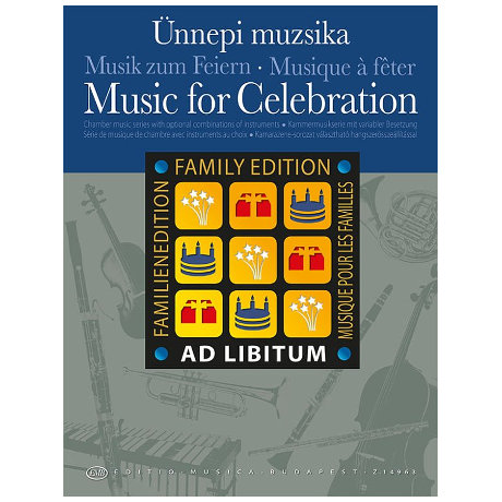 Ad Libitum: Musik zum Feiern – Music for Celebration