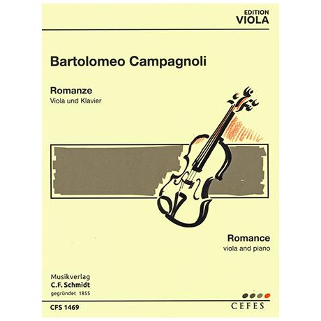 Campagnoli, B.: Romanze