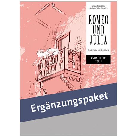 Prokofiev, S.: Romeo und Julia – Stimmensatz