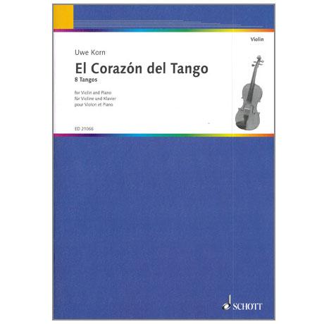 Korn, U.: El Corazon del Tango