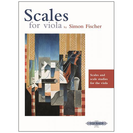 Fischer, S.: Scales & Scale Studies for the viola
