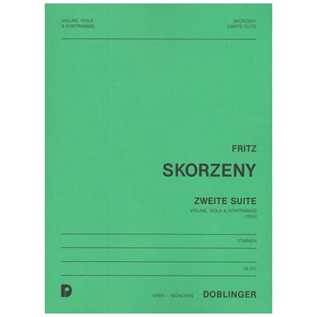 Skorzeny, F.: Zweite Suite