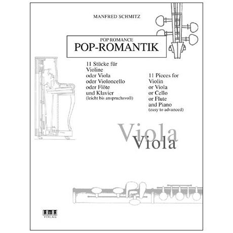 Schmitz, M.: Pop-Romantik – Viola