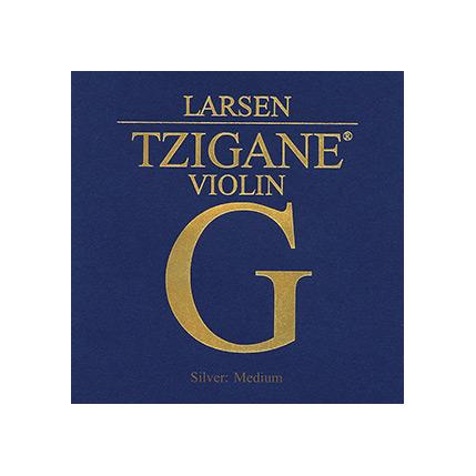 LARSEN Tzigane violin string G