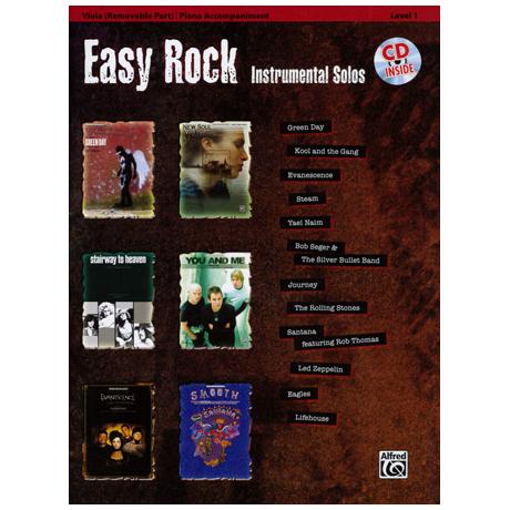 Easy Rock Instrumental Solos (+CD)