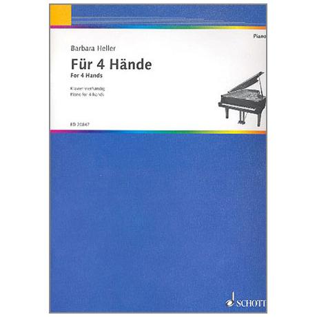 Heller, B.: Für 4 Hände
