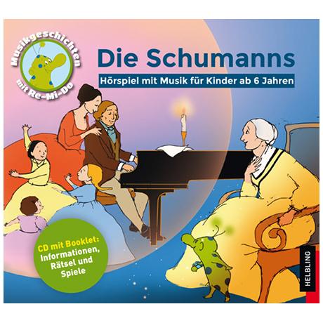 Unterberger, S.: Die Schumanns – Hörspiel-CD