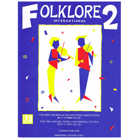 Folklore international Band 2