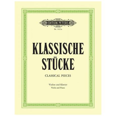 Klassische Stücke Band 1