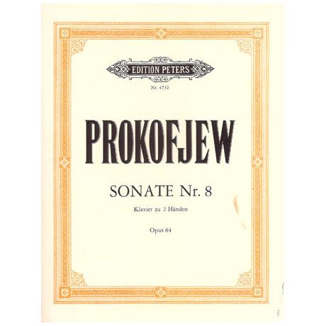 Prokofieff, S.: Sonate Nr.8 op.84