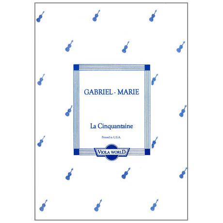 Gabriel-Marie, J.: La Cinquantaine